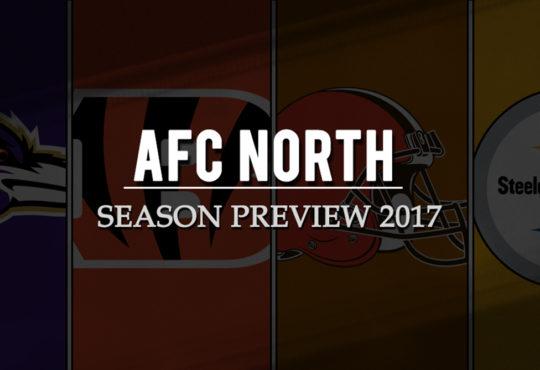 Season Preview 2017: AFC North