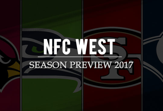 Season Preview 2017: NFC West