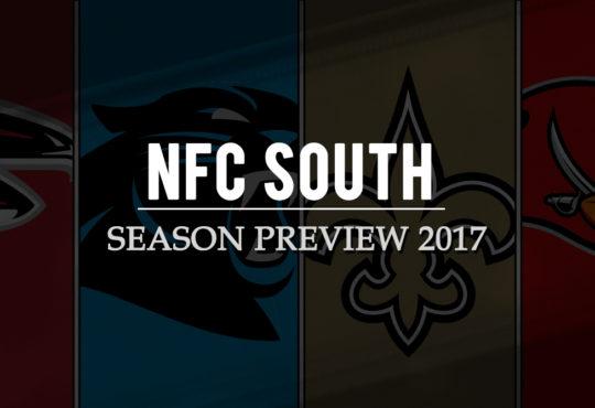 Season Preview 2017: NFC South