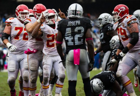 Season Preview 2017: AFC West