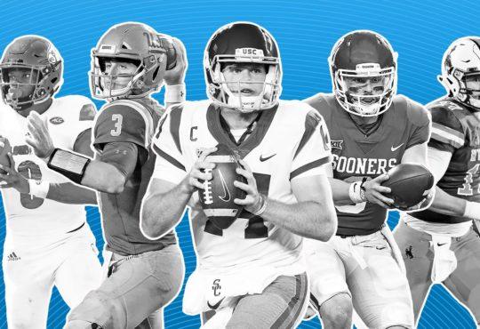 Οι 5 Quarterbacks του 2018 NFL Draft