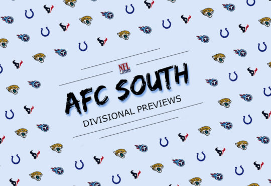 Divisional Previews 2019: AFC South
