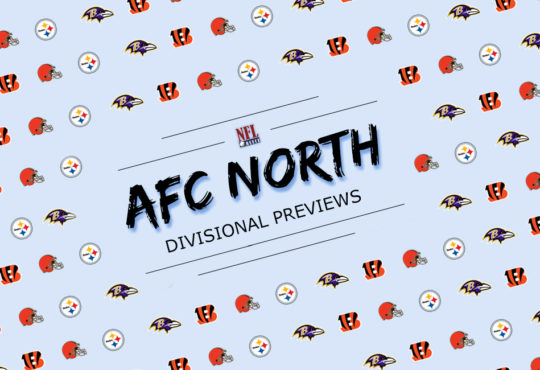 Divisional Previews 2018: AFC North