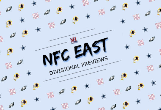 Divisional Previews 2020: NFC East