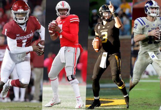 Οι 4 Quarterbacks του 2019 NFL Draft