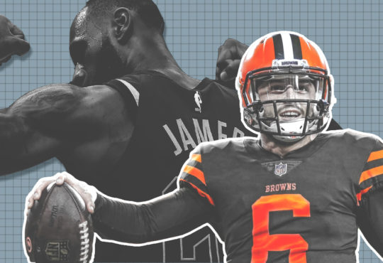 Baker Mayfield: O νέος LeBron του Cleveland?