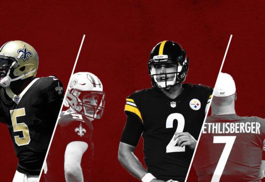 Saints & Steelers: Δύο ομάδες με back up quarterbacks