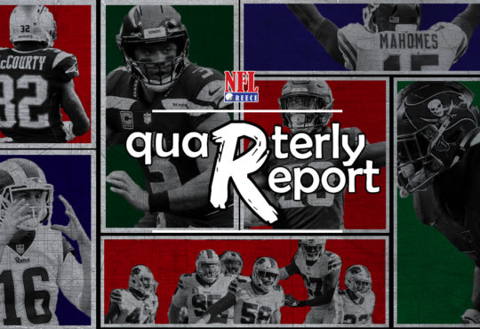 Quarterly Report A': Οι πρωταγωνιστές
