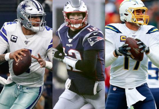 H πληθώρα των quarterbacks