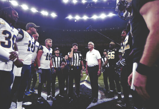 Η εικόνα των playoffs της NFC