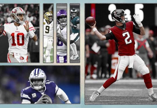 Το καρουζέλ των quarterbacks στην NFC